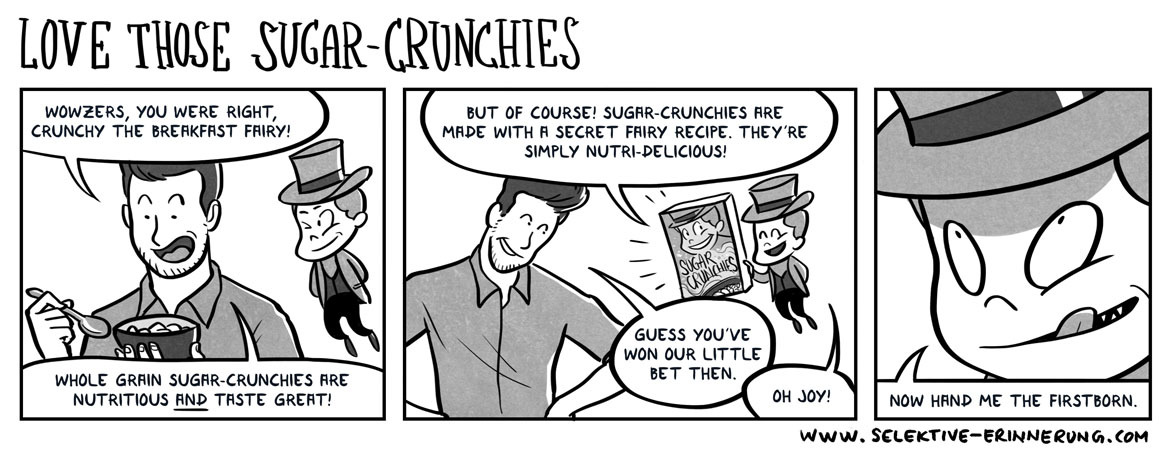 Love those Sugar-Crunchies