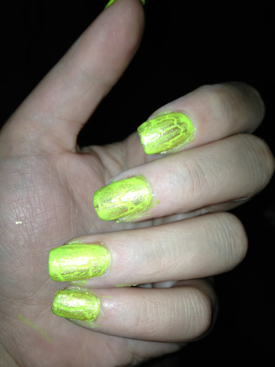 vanillaart:  My nails lol