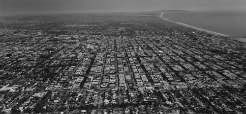 Balthasar BurkhardLos Angeles1999b/w photography135 x 275 cm
