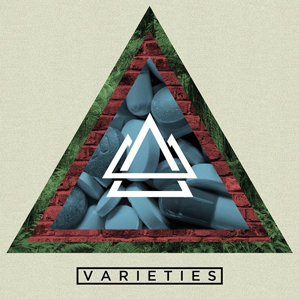 Artwork for my #VarietiesEP super stoked for you all to hear it. Releasing it through my #soundcloud . #Drache #music #edm #dubstep #drumandbass #DNB #ukf #house #housemusic #igers #instagram #jj #hardwork #grindin #shinning #triangle #illuminati #swag #swaggie #pills #grime #nature