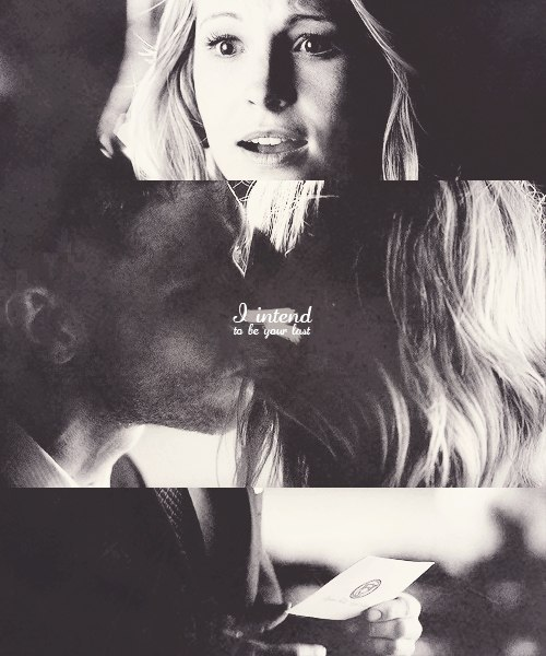 I so want Caroline to be in the new Originals show. Her and Klaus work so well and have so much chemistry!!