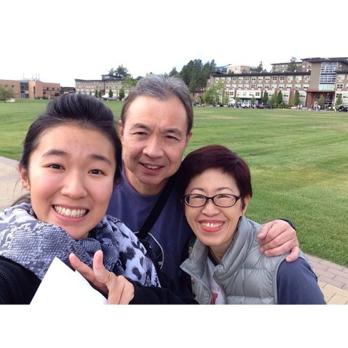 Move-in day *\(^o^)/* (at UBC)