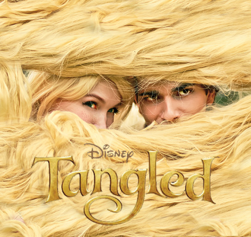 Tangled poster by *Usagi-Tsukino-krv
