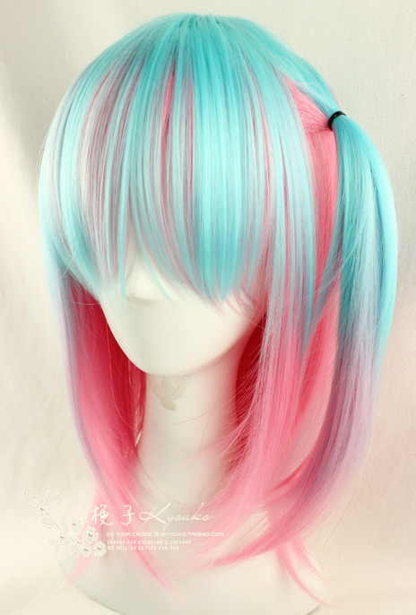 kawaiiwigs:  Click for source