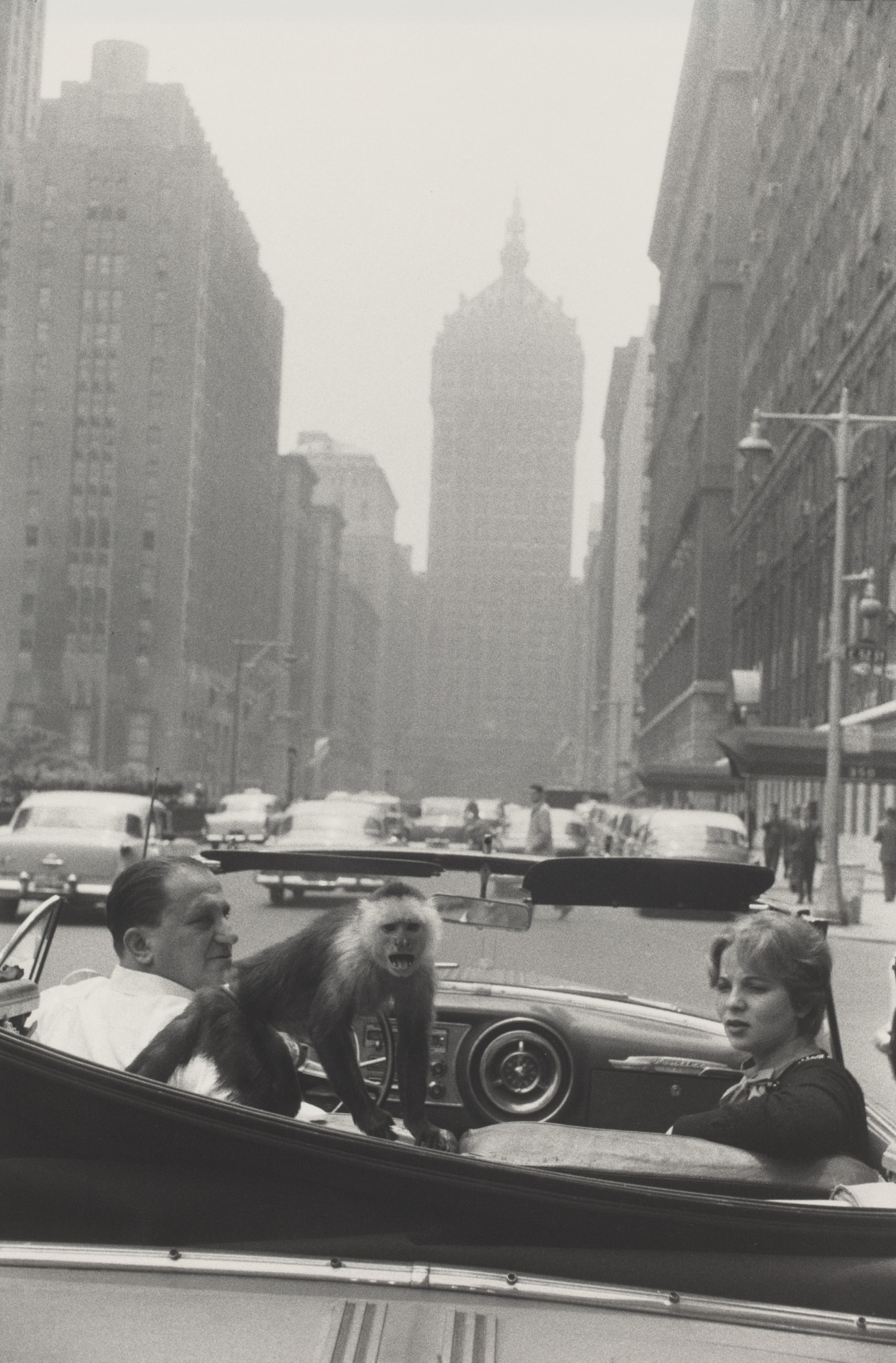 Photograph by Garry Winogrand / © The Estate of Garry Winogrand, courtesy Fraenkel Gallery, San Francisco A new exhibition at SFMOMA presents a retrospective look at Garry Winogrand's most iconic and rare photographs. See a selection of the work on LightBox here.