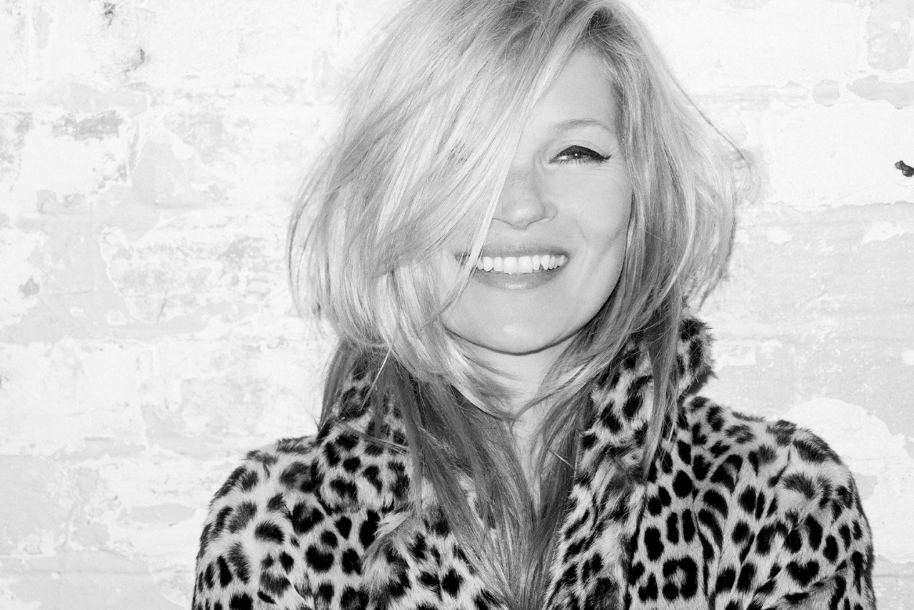 terrysdiary:  Kate Moss at my studio #6