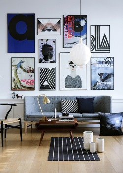 (via French By Design: Mix : The art of displaying art)