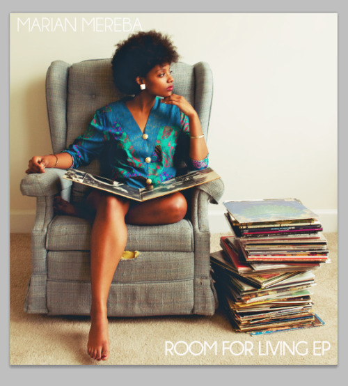 marianmereba:  Marian Mereba x Room for Living EP. Shot by 335mm. Styled by Greedy Vintage.