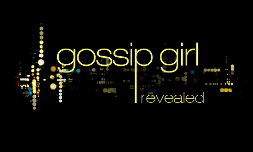 gossipgirlrevealed:  Early Season Five writer's notes March 7th, 2011 | March 8th, 2011 | March 9th, 2011 | March 10th, 2011
