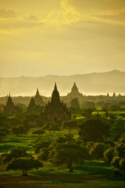 Land before Time - Bagan, Myanmar | by ChKESE