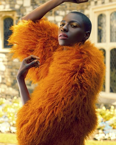 style orangewedding weddingwednesday weddings highfashion munafashion munaluchi glam igdaily munaluchibride mbcolortakeover