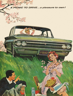 A picnic to drive… a pleasure to own!  1962 Oldsmobile F-85