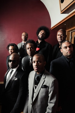 I am listening to The Roots                                      Check-in to               The Roots on GetGlue.com