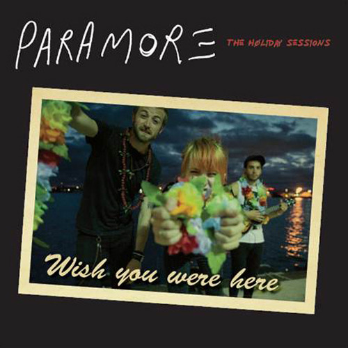 "paramore:  Record Store Day is just over 1 week away and Paramore will be celebrating with an acoustic performance at Grimey's in Nashville. Grimey's will also be selling a Record Store Day exclusive die-cut 7"" vinyl in the shape of a hibiscus flower with the 3 interludes from the new album. The Holiday Sessions will be limited to 700 total copies. 300 of those will be available Grimey's with the rest available in The Paramore Webstore for those who can't make it to Nashville. The acoustic performance will begin at 1pm on Saturday, April 20th followed by a signing. Get in touch with Grimey's for more information. Grimey's 1604 8th Ave. S. Nashville, TN 37203  Well, duh, of course I'm going. Psssssh, silly."