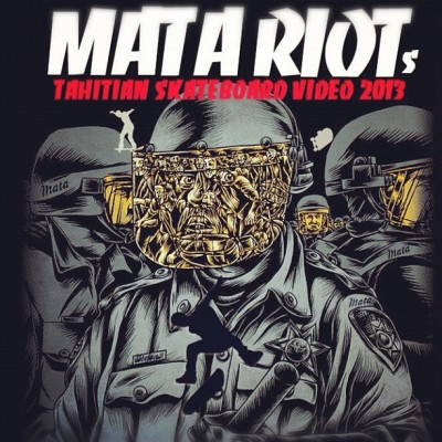 Mata riot video out!!! http://www.youtube.com/watch?v=IjXVCf8Jhsg&sns=em