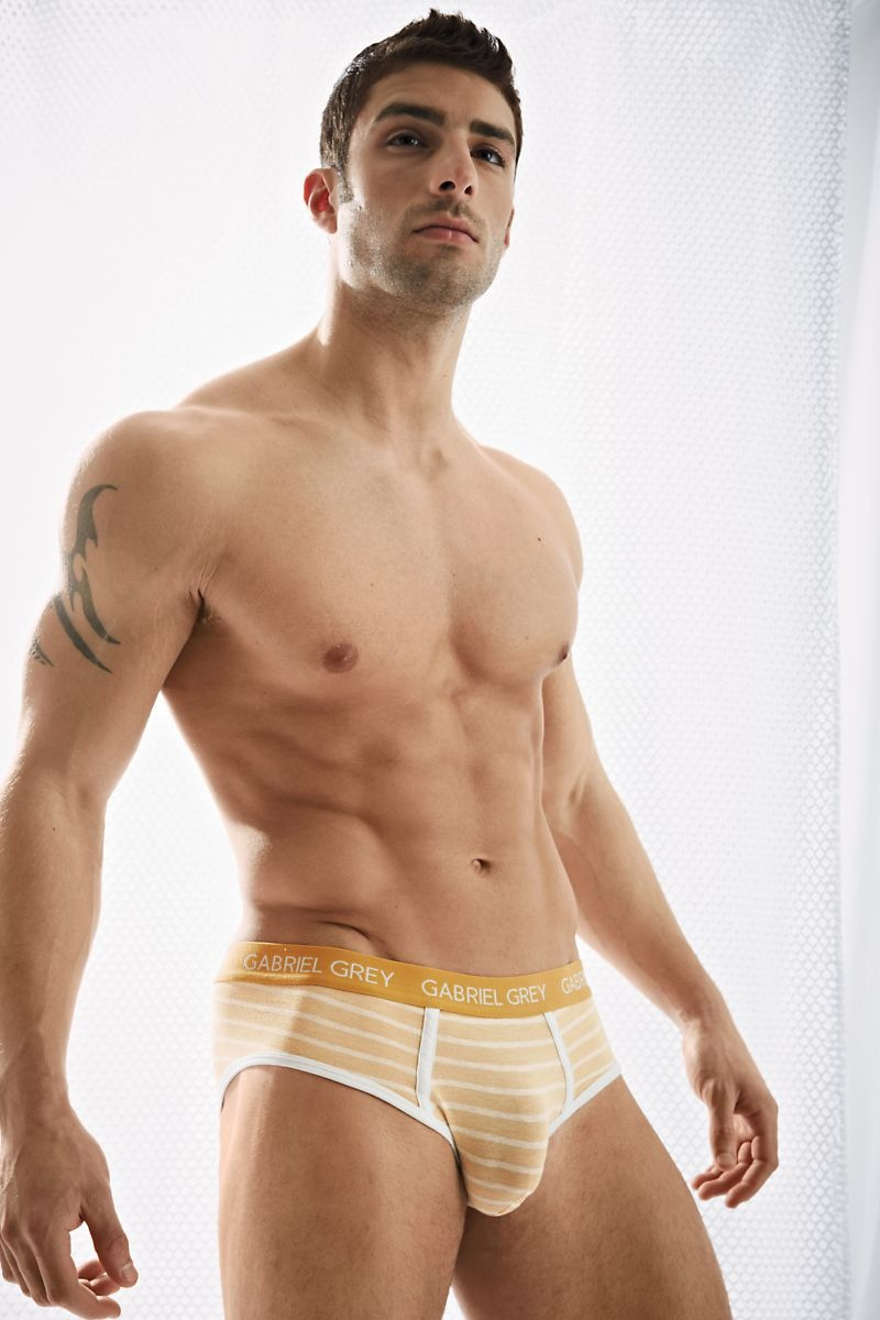 Adam Ayash, models for UnderGear
