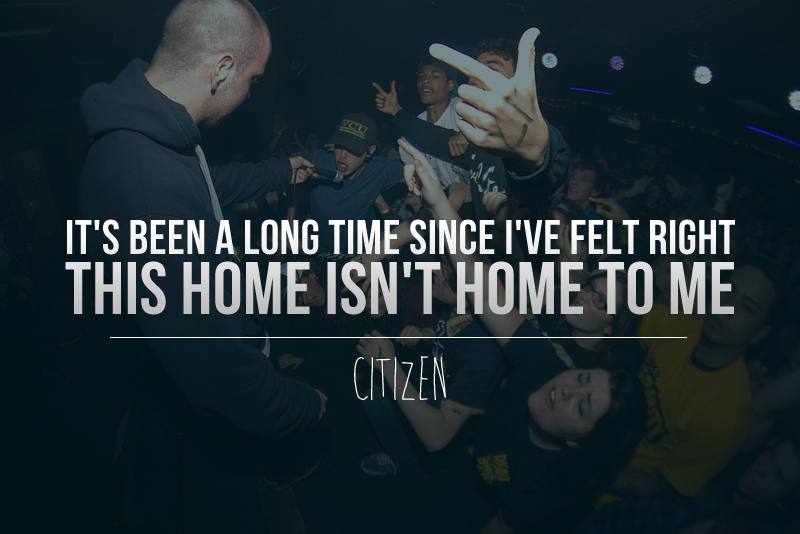 screamatthesun:  Citizen - Detached