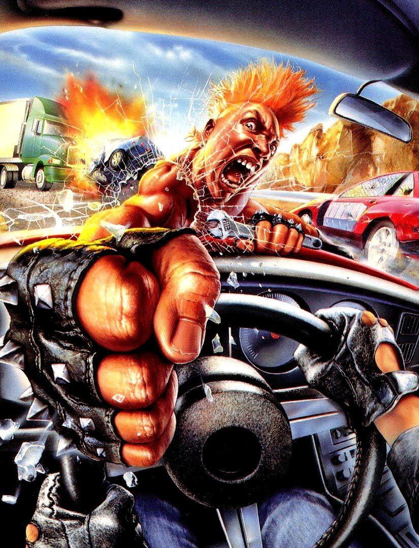 90s - Road Avenger