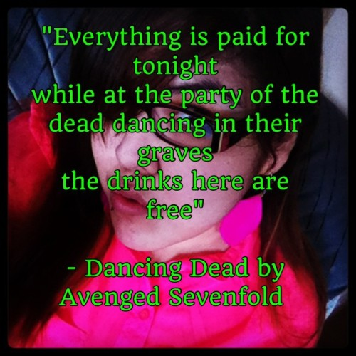 #avengedsevenfold #a7x #lyrics #dancingdead #muzik #music #bored