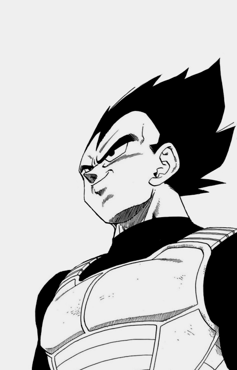 The Prince of all Saiyans