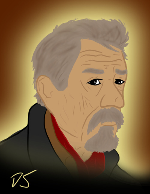 raptorific:  Introducing John Hurt as the Doctor