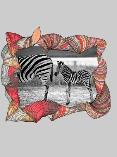 """Zebras"" by John Guarascio"