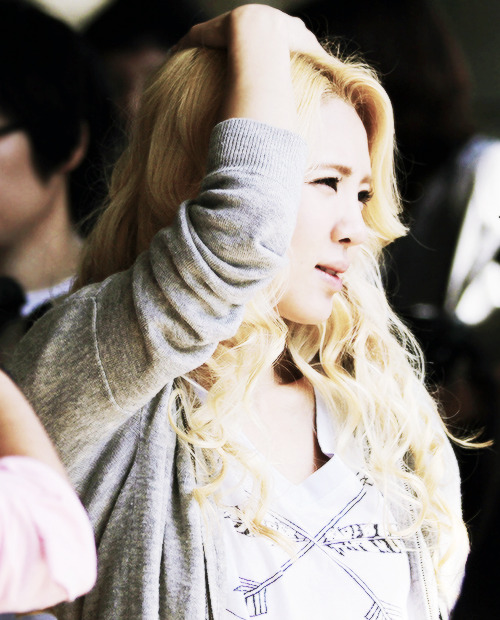 81/100 photos of hyoyeon killing me softly.
