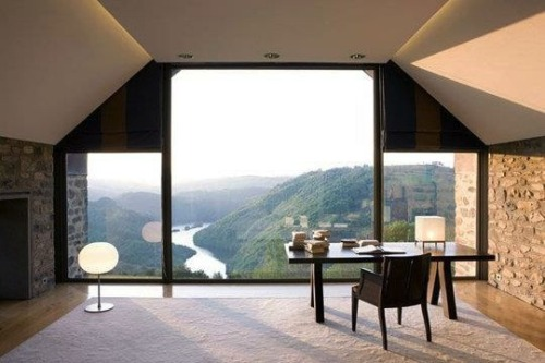 leftwithwords:  Imagine a workspace which such view… source