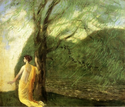 The Myth of Persephone Arthur Bowen Davies