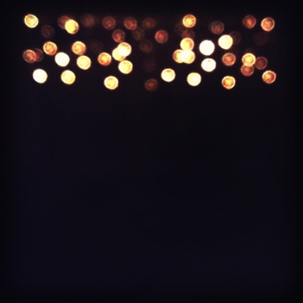 Lights. I dunno thiught it looked cool. #igdaily #outoffocus #dof #depthoffeild #bored #lights