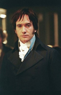 Mr. Darcy, Pride and Prejudice 2005