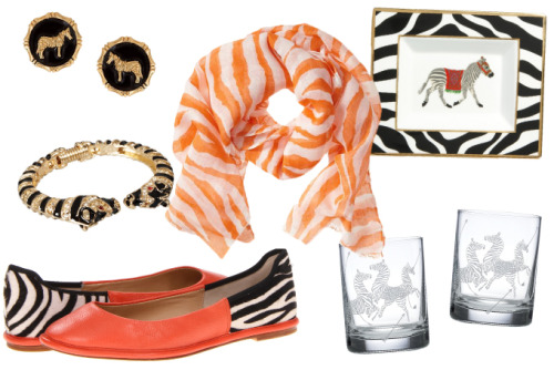 We're wild for zebra print! Check out a fun slideshow of our favorites!