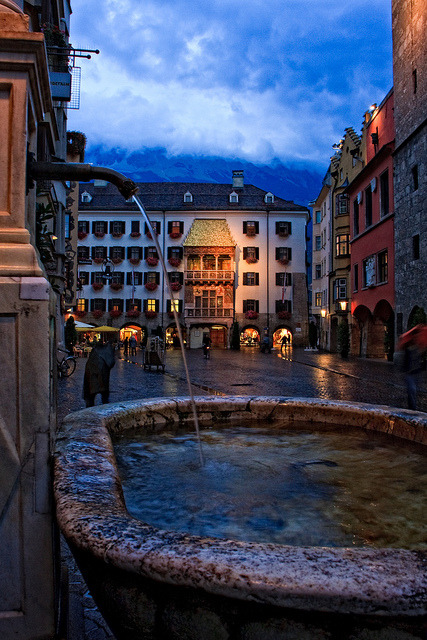 just-wanna-travel:  Innsbruck, Austria