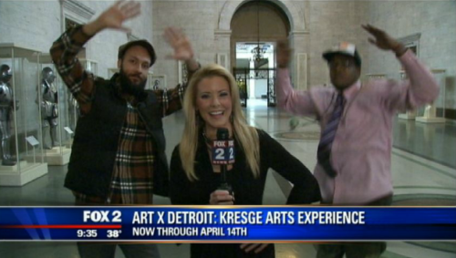 heyitsmister:  We were on Fox 2 this morning.