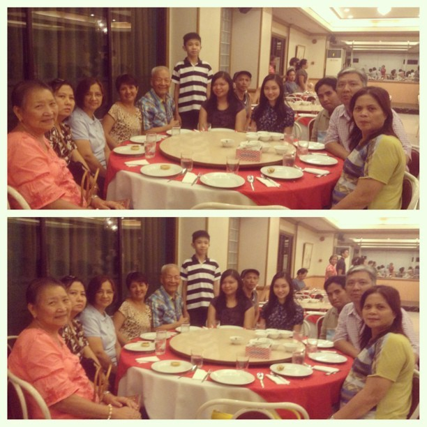 Lolo During's 85th Birthday   #JadePalace #Sunday #FamilyDay