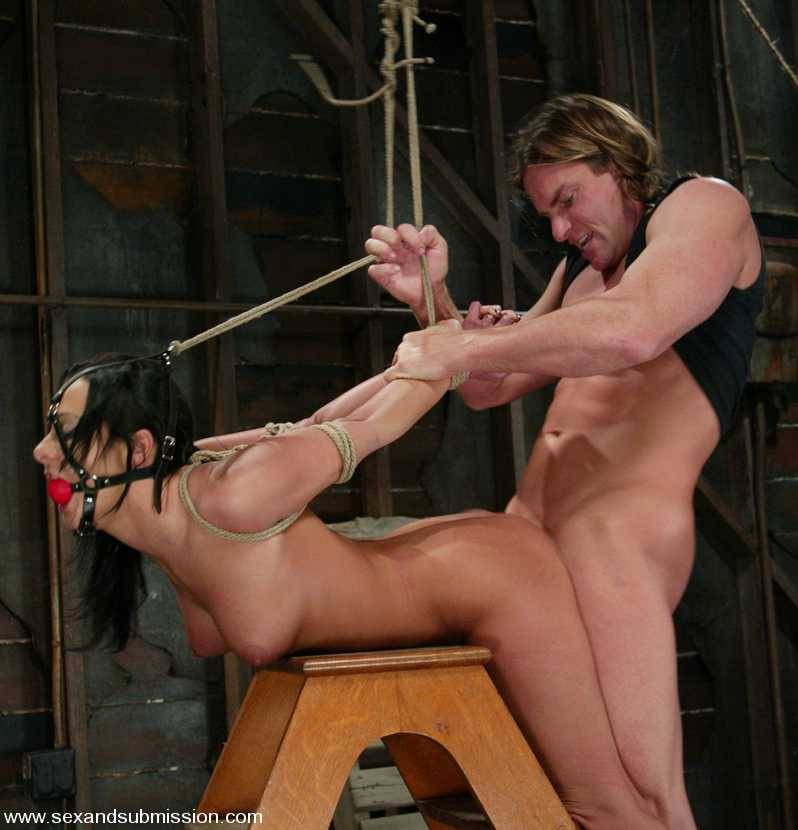Mature women bondage