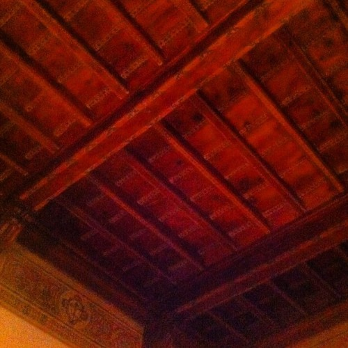 #florence #firenze #ancient #400 #ceiling #soffitto