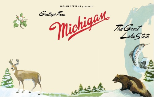 Sufjan Stevens presents… Greetings From Michingan, The Great Lake State