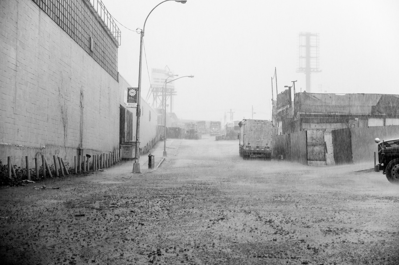 Williamsburg Rainstorm Brooklyn, NY