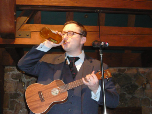 hodgman:  I will be drinking Malort in Chicago on 6/13: http://bit.ly/laffsONLY That is all.  Image courtesy Gina Mai