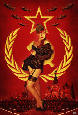 senseorsensuality:  The Hunt for Red October by ~Hollinger