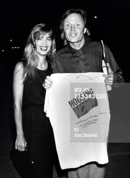 Jon Voight & Eileen Davidson
