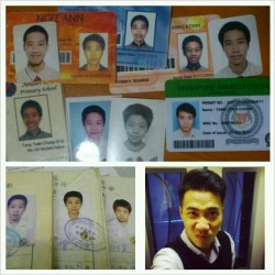 New year old photos. Growing up. #me #Asian #timeline #aging #guy #man #growingup #memories #collage #boy