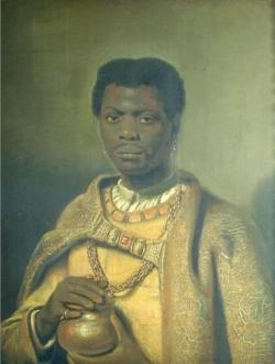 "(The Moorish king Caspar)by Hendrick Heerschop (1626– 1690)Since the seventh century in the Western Church, the Magi have been identified as Caspar, Melchior and Balthasar.However the earliest tradition is inconsistent as to the number of the Magi. The Eastern tradition favored twelve Magi. In the West, several of the early Church fathers — including Origen, St. Leo the Great and St. Maximus of Turin — accepted three Magi. Early Christian painting in Rome found at the cemetery of Sts. Peter and Marcellinus depicts two magi and at the cemetery of St. Domitilla, four.In the earliest depictions, the Magi are shown wearing Persian dress of trousers and Phrygian caps, usually in profile, advancing in step with their gifts held out before them. These images adapt Late Antique poses for barbarians submitting to an Emperor, and presenting golden wreaths, and indeed relate to images of tribute-bearers from various Mediterranean and ancient Near Eastern cultures going back many centuries. The earliest are from catacomb paintings and sarcophagus reliefs of the 4th century. Crowns are first seen in the 10th century, mostly in the West, where their dress had by that time lost any Oriental flavour in most cases.[1] Later Byzantine images often show small pill-box like hats, whose significance is disputed. They are usually shown as the same age until about this period, but then the idea of depicting the three ages of man is introduced: a particularly beautiful example is seen on the façade of the cathedral of Orvieto. The scene was one of the most indispensable in cycles of the Life of the Virgin as well as the Life of Christ.Occasionally from the 12th century, and very often in Northern Europe from the 15th, the Magi are also made to represent the three known parts of the world: Balthasar is very commonly cast as a young African or Moor, and old Caspar is given Oriental features or, more often, dress. Melchior represents Europe and middle age. From the 14th century onwards, large retinues are often shown, the gifts are contained in spectacular pieces of goldsmith work, and the Magi's clothes are given increasing attention. By the 15th century, the Adoration of the Magi is often a bravura piece in which the artist can display their handling of complex, crowded scenes involving horses and camels, but also their rendering of varied textures: the silk, fur, jewels and gold of the Kings set against the wood of the stable, the straw of Jesus's manger and the rough clothing of Joseph and the shepherds.The name Casper and the same sounding name Kasper are derived from Gaspar which in turn is from an ancient Chaldean word, ""Gizbar"", which according to Strong's Concordance means ""Treasurer"". The word ""Gizbar"" appears in the Hebrew version of the Old Testament Book of Ezra (1:8). In fact, the modern Hebrew word for ""Treasurer"" is still ""Gizbar"". By the 1st century B.C. the Septuagint gave a Greek translation of ""Gizbar"" in Ezra 1:8 as ""Gasbarinou"". There are numerous modern variations such as Gaspar (Spanish and Portuguese), Gaspare (Italian), Gaspard (French), Kaspar (German and Dutch), Casper (English), Kacper (Polish), Kasperi (Finnish), Kasper (Danish), Gáspár (Hungarian),and Kaspars (Latvian).By the 6th century, the name Gaspar was recorded in mosaic at the Basilica of Sant'Apollinare Nuovo in Ravenna, Italy as one of the traditional names assigned by folklore to the anonymous Magi mentioned in the Gospel of Matthew account of the Nativity of Jesus. The letter ""G"" in the name Gaspar was clearly different than the letter ""C"" used elsewhere, suggesting that the name Gaspar preceded the name Caspar, and not the other way around as some have supposed."