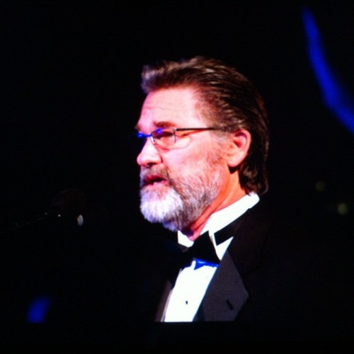 Kurt Russel (at 2012 Disneyland Candlelight Ceremony)