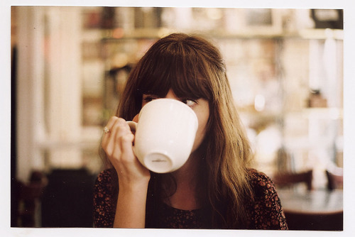 zenyths:  Eyecandy at the Cafe by (vintage-kisses)