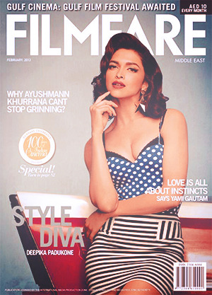 Most amazing Filmfare cover ever <3