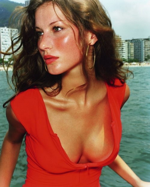soulredemption:  Gisele by Testino