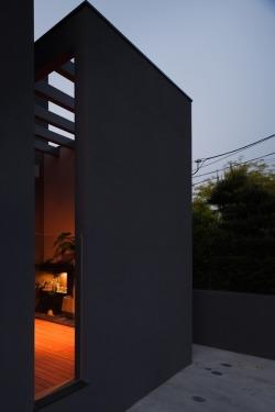design exterior architecture Interior house interiors architects form Kouichi Kimura
