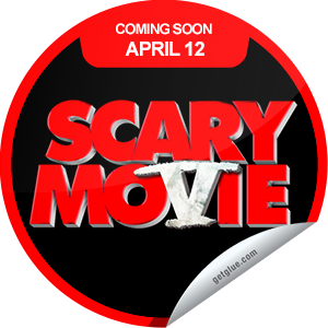 I just unlocked the Scary Movie 5 Coming Soon sticker on GetGlue                      863 others have also unlocked the Scary Movie 5 Coming Soon sticker on GetGlue.com                  This movie is going to be scary. Scary fun that is! Be sure to see Scary Movie 5 when it opens in theaters on 4/12.  Share this one proudly. It's from our friends at Weinstein Company.